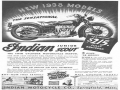1938 Indian Scout Motorcycle