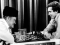 Bobby Fischer and Bob Hope