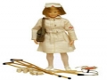 GI Joe Nurse Doll