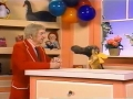 Captain Kangaroo Mr. Moose Bunny Rabbit and Ping Pong Balls