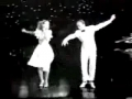 Fred Astaire and Eleanor Powell Tap Dancing