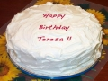 Happy Birthday Teresa