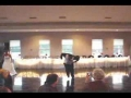 first dances at a wedding