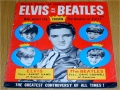 ELVIS VS THE BEATLES     60s Mag