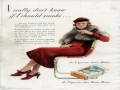 Vintage Cigarette Ad Targeting Exceptionally Stupid Women