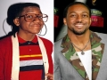 Then and Now- Urkel
