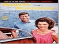 JFK and Jackie on SI Cover