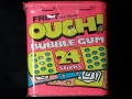 Original Tin  Hubba Bubba OUCH band aid gum 1990