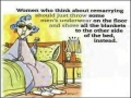 MAXINE ON MARRIAGE
