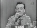 Vic Damone on Whats My Line