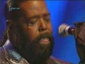 Pavarotti and Barry White  My first  my last  my everything
