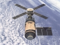 Skylab Re-Entry To Earth 1979
