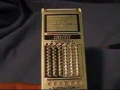 Cool Retro Mechanical Adder and Slide Rule Calculator For Marty