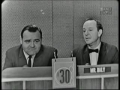 Jonathan Winters on Whats My Line