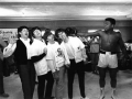 Cassius Clay and the Beatles 1964