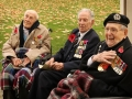 Three First World War Vets