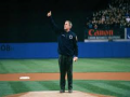 George W. Bush -  First Pitch 2001 WS