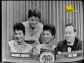 The McGuire Sisters on Whats My Line