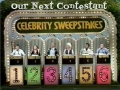 Celebrity Sweepstakes - Game Show