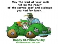 Happy St Paddys Day!