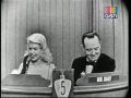Jayne Mansfield on Whats My Line 1956