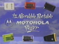 Motorola Pager Commercial