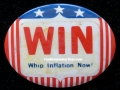 Gerald Ford WIN Buttons