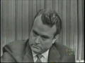 Red Skelton on Whats My Line