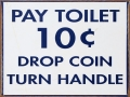 Pay Toilets