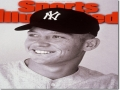 Mickey Mantle SI Cover