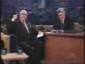 Jay Leno with Ed McMahon in 1997