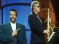 Bill Clinton On The Arsenio Hall Show