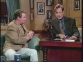 Conan OBrien with William Shatner from 1993  part 1 of 2
