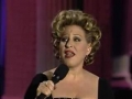 Bette Midler Serenades Johnny Carson Part 2