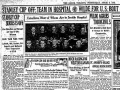 Incomplete 1919 Stanley Cup Final