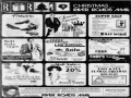 River Roads Mall Christmas sale newspaper ad - 1988