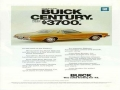 1973 Buick Ad  Can You Believe Under Thirty-seven hundred Dollars