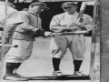 Honus Wagner Ty Cobb Photo
