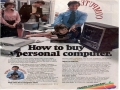The First Apple Computer Ad 1979