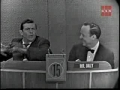 Andy Griffith on Whats My Line 1959