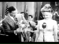Benny Goodman and Peggy Lee