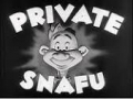 Private Snafu - WWII Mail Censorship
