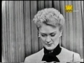Eve Arden on Whats My Line