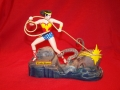 Aurora Plastics Corporation Wonder Woman Model Built Up Model Kit