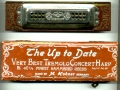 OLD HOHNER HARMONICAS