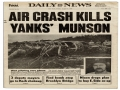 Thurman Munson Plane Crash