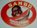Sambo Watermelon Ad