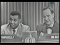 Roy Campanella on Whats My Line