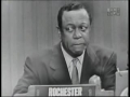 Eddie Rochester Anderson on Whats My Line