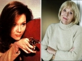 Then and Now-  Dianah Rigg - aka  Emma Peel The Avengers